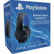 Беспроводная гарнитура для PS4 (черная, с поддержкой PS3 и P...