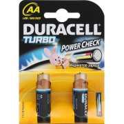 Элемент питания Duracell LR6-2BL turbo AA (2 шт.)...