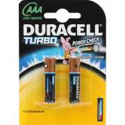 Элемент питания Duracell LR03-2BL turbo AAA (2 шт.)...