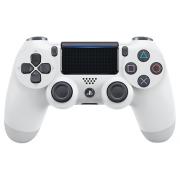Геймпад DualShock 4 для PS4 беспроводной Glacier White (белы...