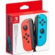 Набор контроллеров Joy-Con для Nintendo Switch (неоновый кра...