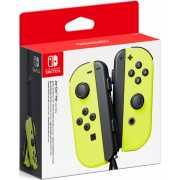 Набор контроллеров Joy-Con для Nintendo Switch (неоновый жел...
