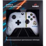 Геймпад для Xbox One беспроводной кастомизированный Real Mad...