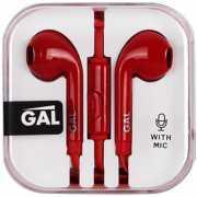 Гарнитура GAL HM-060RD (красный)