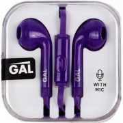 Гарнитура GAL HM-060VL (фиолетовый)