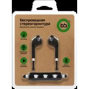 Беспроводная гарнитура BB 003-001 Bluetooth 4.2 (черный)...