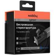 Наушники \ гарнитура Nobby NBE-BH-42-97 беспроводные (черный...