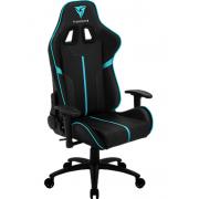Кресло геймерское ThunderX3 BC3-BC AIR (Black/Cyan)...