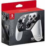 Контроллер Nintendo Switch Pro беспроводной в стиле Super Sm...