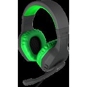 Гарнитура Genesis Argon 200 Green Stereo для PC