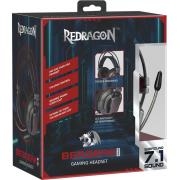 Гарнитура Redragon Berserk Pro проводная игровая с подсветко...