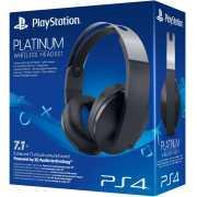 Беспроводная гарнитура Platinum для PS4 (черная)...