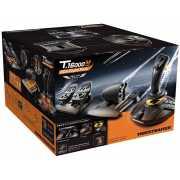 Джойстик T-16000M FCS + рычаг TWCS + педали TFRP (Thrustmast...