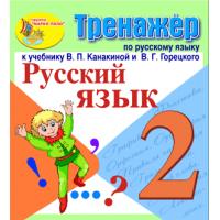 Интерактивный тренажёр по русскому языку для 2-го класса к у...