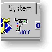 Joystick component 1.5