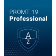 PROMT Professional 19 (электронная версия) Однопользовательс...