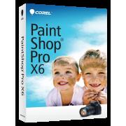 Corel PaintShop Pro X6 Ultimate Мультиязычная электронная ве...