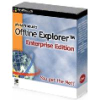 Offline Explorer Enterprise 7.6