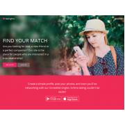 Готовый сайт знакомств Dating Pro Dating Pro Start...
