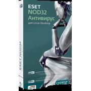Антивирус ESET NOD32 для Linux Desktop (ключ на e-mail)...