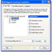 EventLog Translation Service RE 1.2