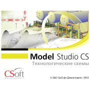 CSoft Model StudioCS Технологические схемы v.1...