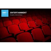 Английский для начинающих. Тема 4 Entertainment...