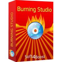 Soft4Boost Burning Studio 5.6.3.269