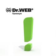 Услуга Антивирус Dr.Web  тариф Премиум + защита для Android ...