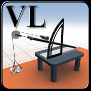 Виртуальная лабораторная работа  Наклонная плоскость 1.0...