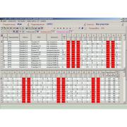АРМ Графики работы оперативного персонала (клиент - сервер) ...