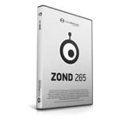 Zond 265 1.9, персональная лицензия
