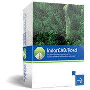 IndorCAD/Road: Система проектирования автомобильных дорог 9....