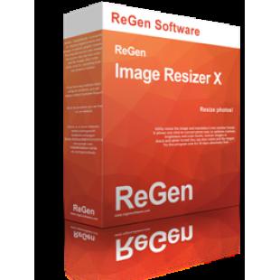 ReGen  Image Resizer X 1.6.2.0