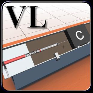 Виртуальная лабораторная работа  Статическое и динамическое трение 1.0