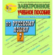 Электронное пособие по русскому языку для 7 класса к учебник...