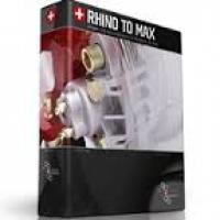 Power RhinoToMax 13.0 for Max 2014-2017