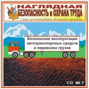 Безопасная эксплуатация автотранспортных средств и перевозка...