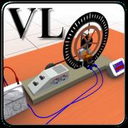 Виртуальная лабораторная работа  Крутильный маятник Поля 1.0...