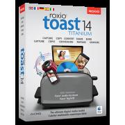 Roxio Toast 14 Titanium (коробочная версия)