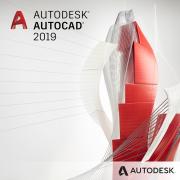 Autodesk AutoCAD 2019 Desktop Subscription