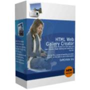 Html Web Gallery Creator 1.2