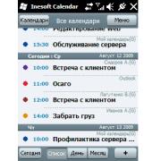 Inesoft Calendar 2.65