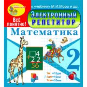 Электронный репетитор по математике для 2 класса к учебнику ...