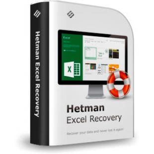 Hetman Excel Recovery (восстановление Excel таблиц) Домашняя версия