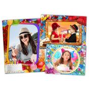 Рамки для фотографий на день рождения День рождения...