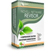 Novell NetWare Revisor Версия на 50 пользователей...