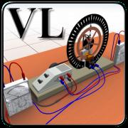 Виртуальная лабораторная работа  Вынужденные гармонические к...