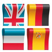 Набор интерактивных учебников по английскому, немецкому, фра...