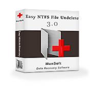 Easy NTFS File Undelete 3.0